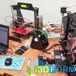 i3df formation imprimante 3d impression 3d pole emploi cpf aif csp